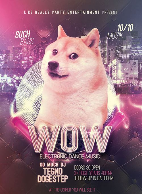 Understand the doge meme in 7 short steps the barkpost the doge meme takes many forms the same shibe images are manipulated or added into other photos for hilarious effect solutioingenieria Images
