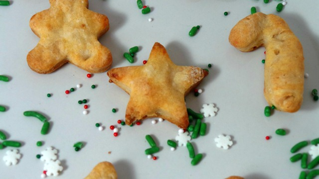 Irresistible Christmas Cookie Dog Treats