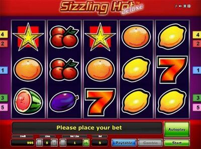 online casino nl sissling hot