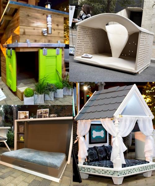 11 Luxury Dog Houses Worthy Of Mtv Cribs Barkpost